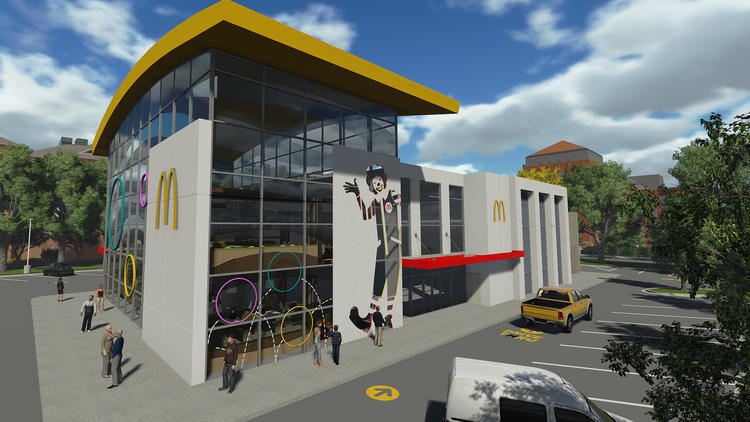 World's largest McDonald's to close; bigger one planned