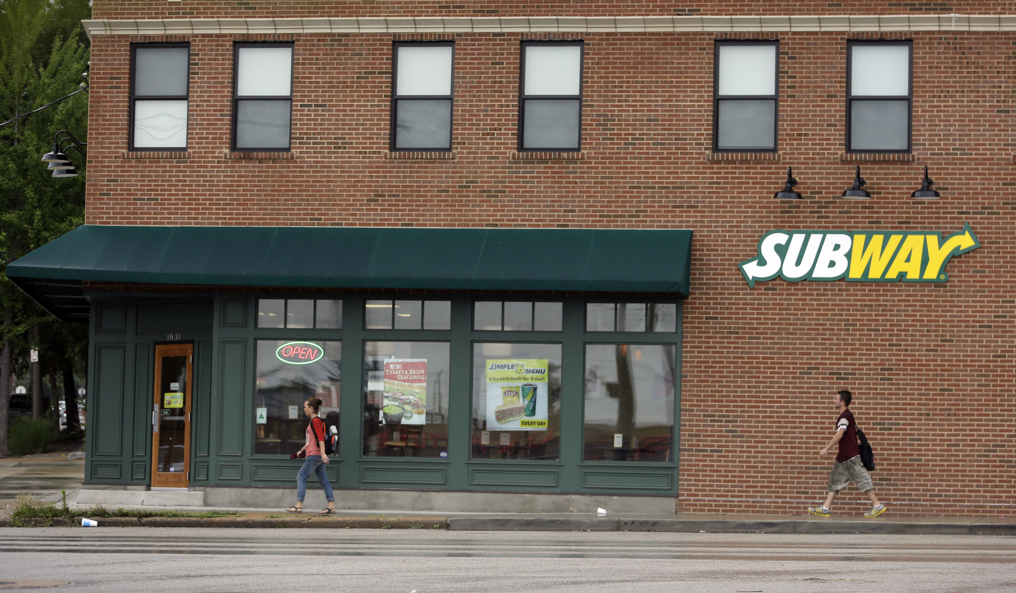 Jared raid is only Subway's latest problem