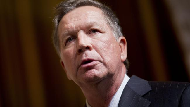 John Kasich, presidential candidate, ohio governor, severance tax, oil tax, predatory taxation, failure to communicate, tax and spend