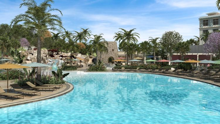 Pictures: Sapphire Falls Resort at Universal Orlando
