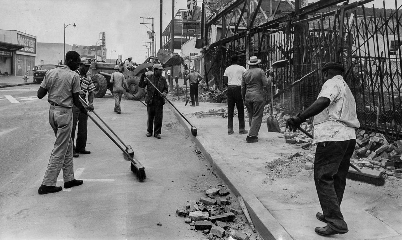 watts riots Watts riots, watts riots 1965 los angeles causes the watts riots, sometimes referred to as the watts rebellion,1 took place in the watts neighborhood of los angeles from august 11 to 16, 1965.