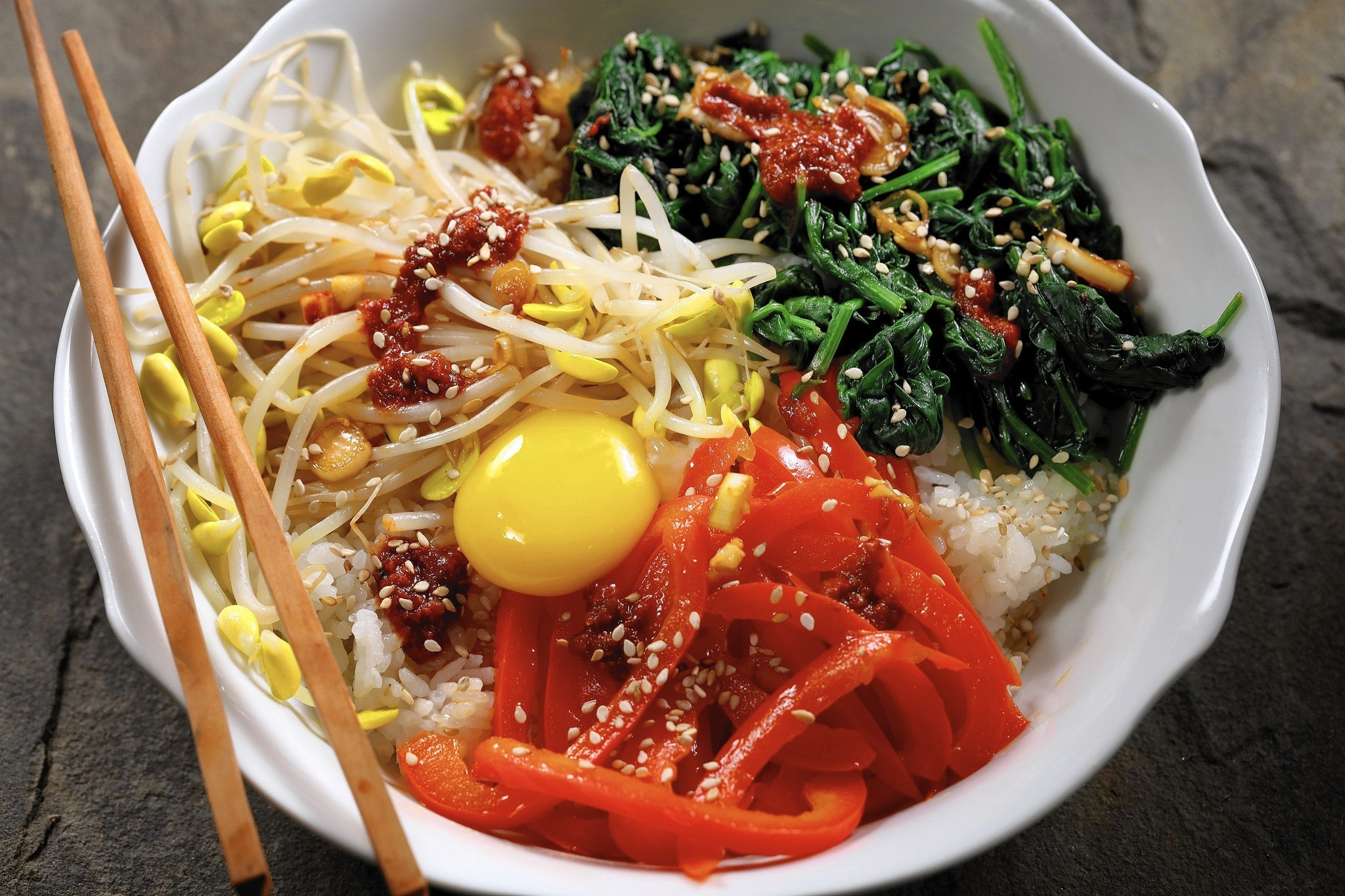 Bibimbap: Re-creating the popular restaurant dish at home - Chicago ...