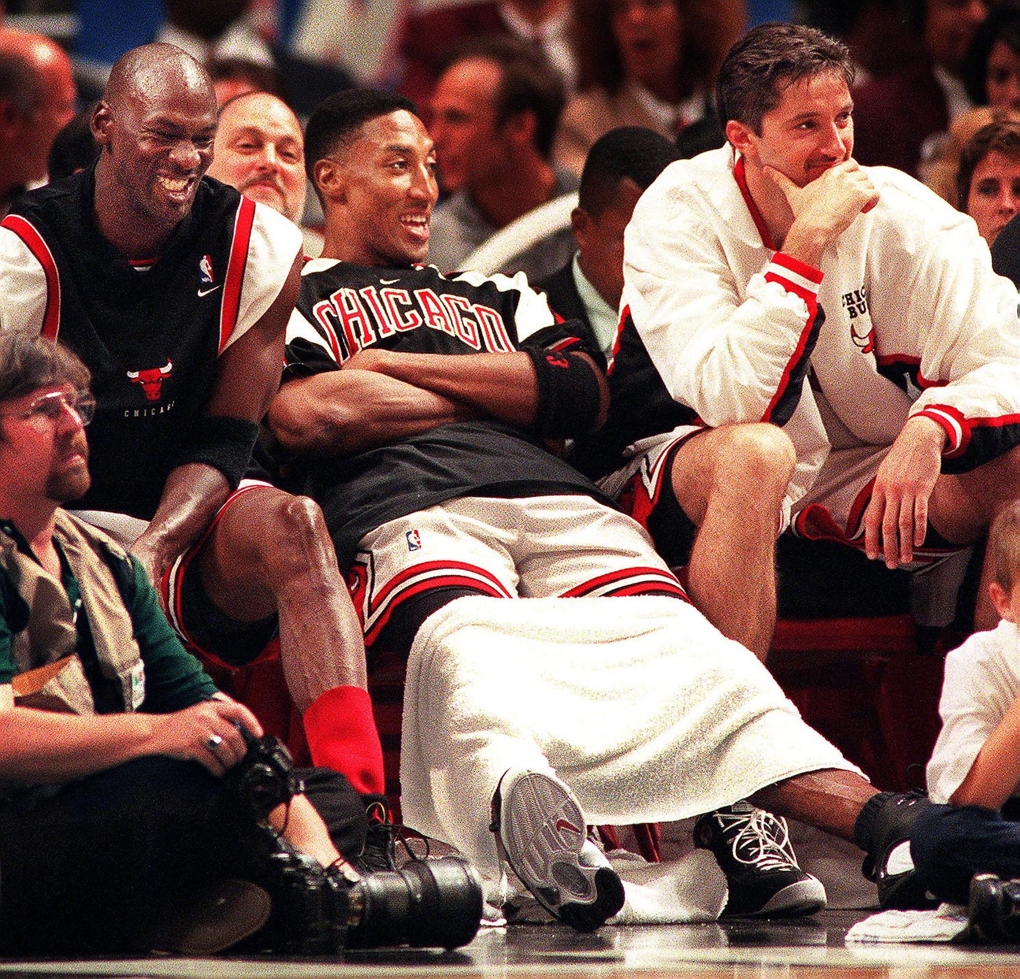 Scottie Pippen's 'shut it down' advice for potential Bulls' pick Zion Williamson isn't ridiculous