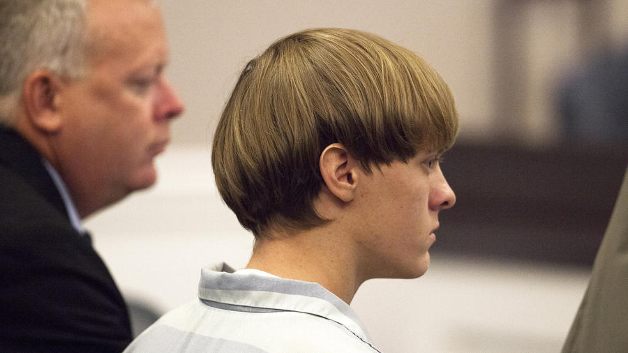 Charleston church shooting suspect indicted on hate crime charges