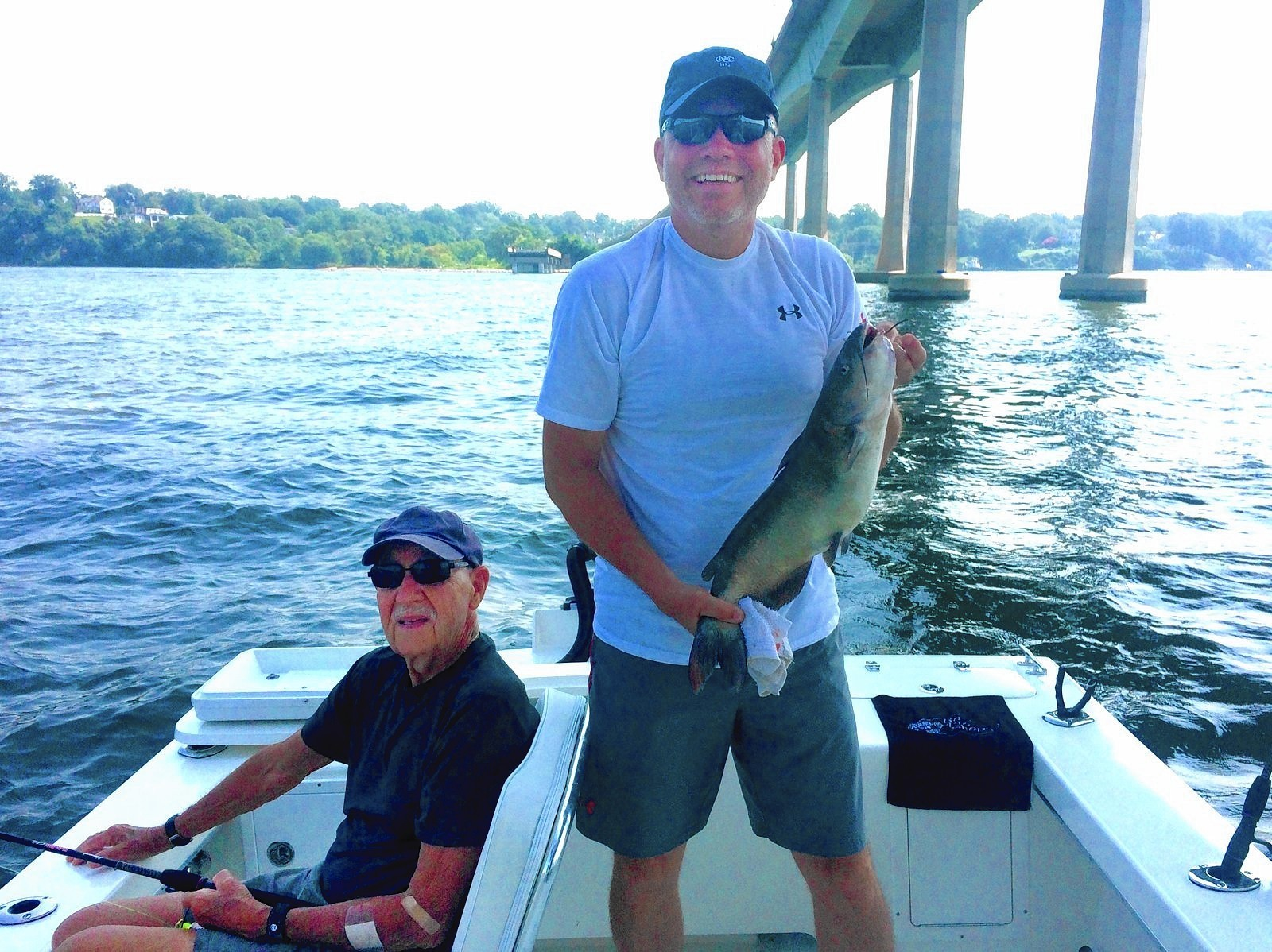 Fishing forecast rockfish are biting and bluefish are for Fishing weather report