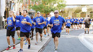Photo Gallery: 2015 Law Enforcement Torch Run Final Leg for Special Olympics ceremony at the Americana at Brand