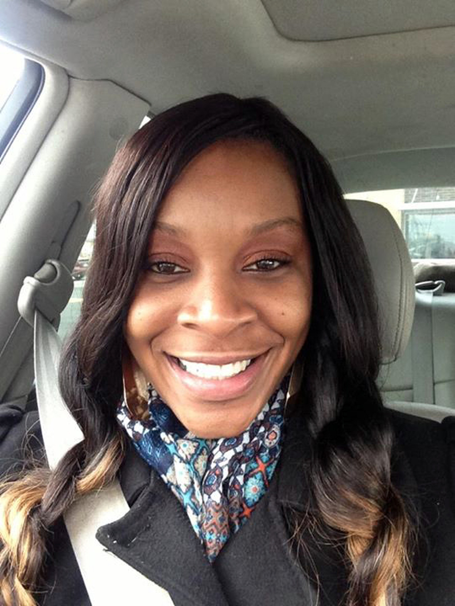 Sandra Bland Voicemail From Jail Expresses Disbelief