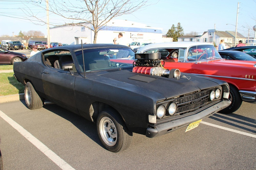 Big Valley Ford >> 1968 Ford Torino GT - The Morning Call