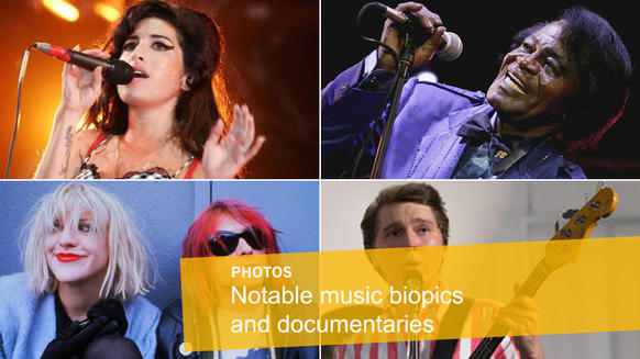 <p>A collection of noteworthy biopics and documentaries that explore the personal and professional lives of musicians.</p>