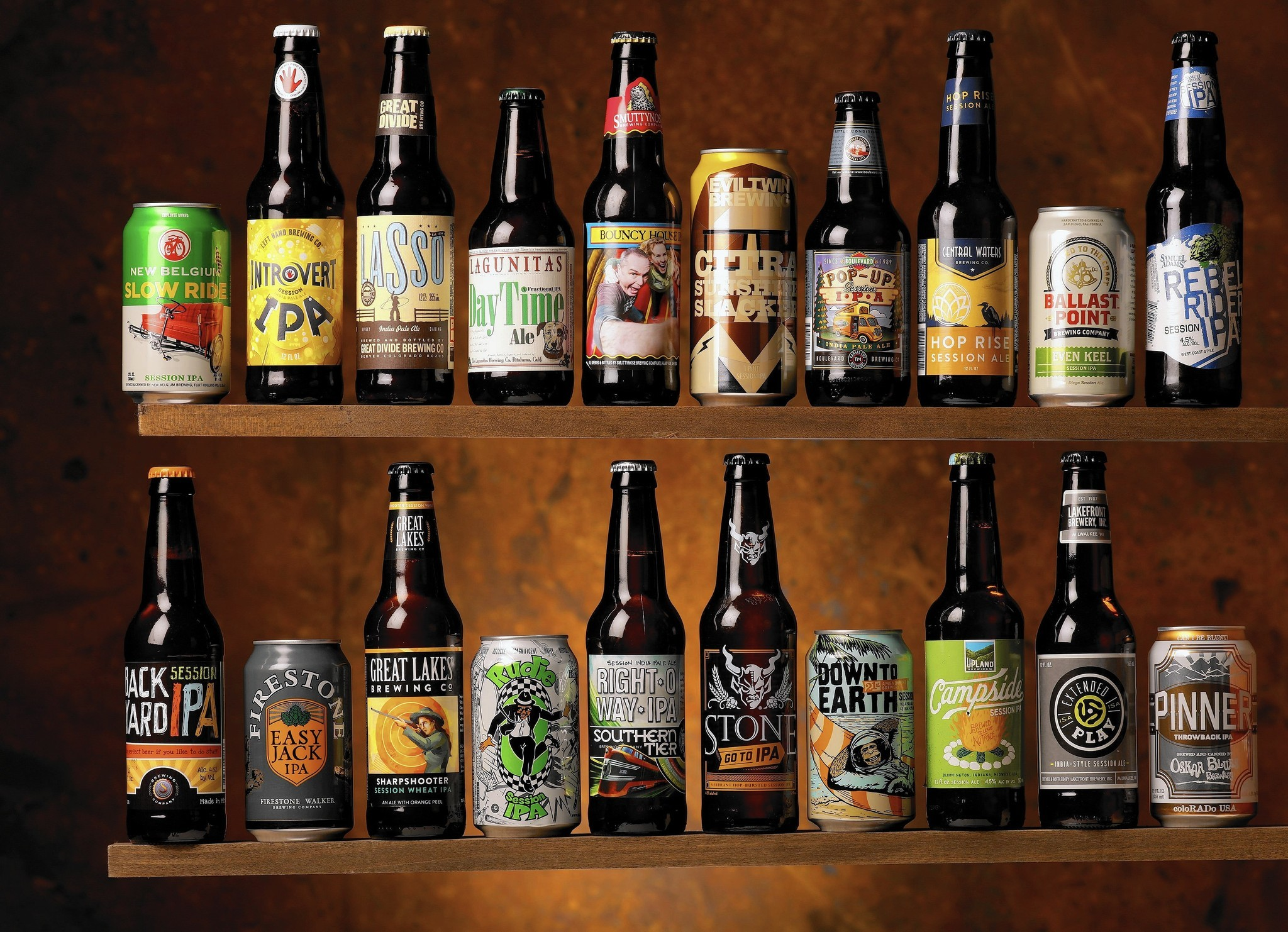 22 session IPAs ranked!
