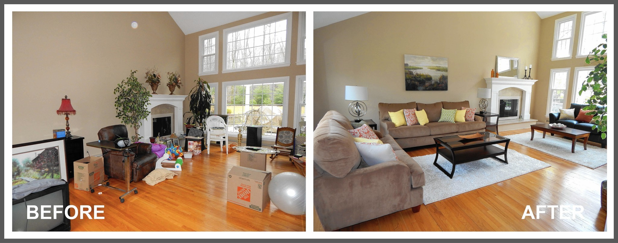 pictures professional home staging hartford courant