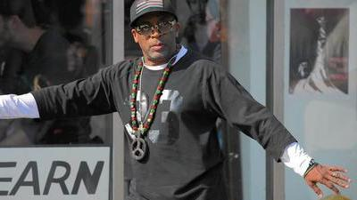Exclusive visit behind the scenes of Spike Lee's Chi-raq