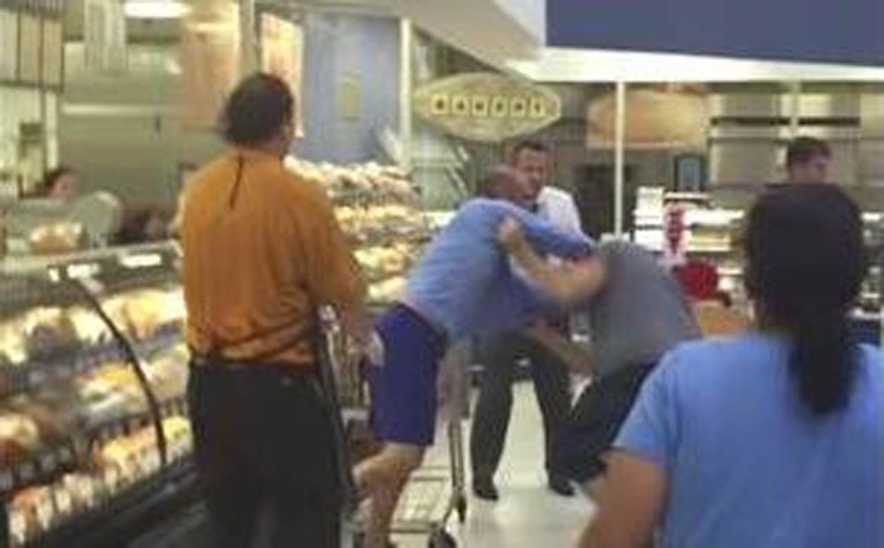 police man in publix brawl video could face charges orlando