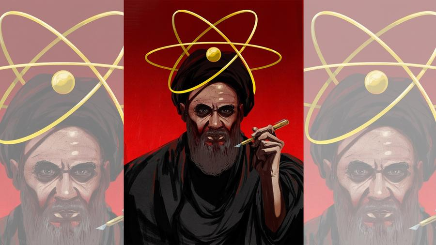 Illustration - A nuclear Iran