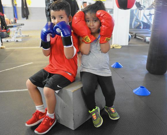 Kids Classes Kid's Boxing Class Susan