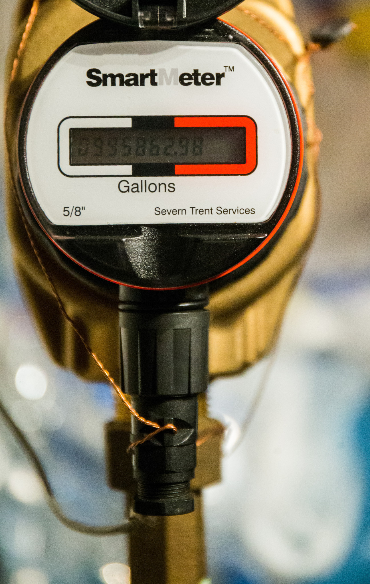 Smart Water Meter : Another suburb reports problems with digital water meters