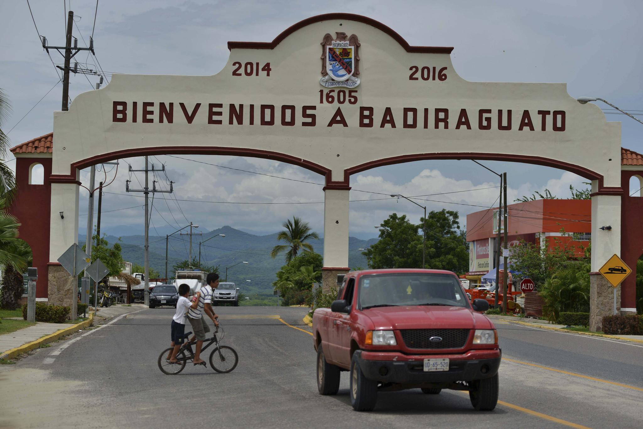 Fotos de tameapa badiraguato
