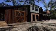 L.A. Walks: Paramount Ranch offers a real hike in the faux Old West
