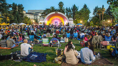 Levitt Pavilion series offers a variety of concerts