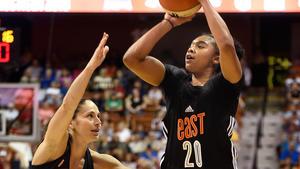 WNBA All-Star Notebook: Sun's Alex Bentley Has Big Game