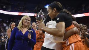 WNBA President Ready To Expand League