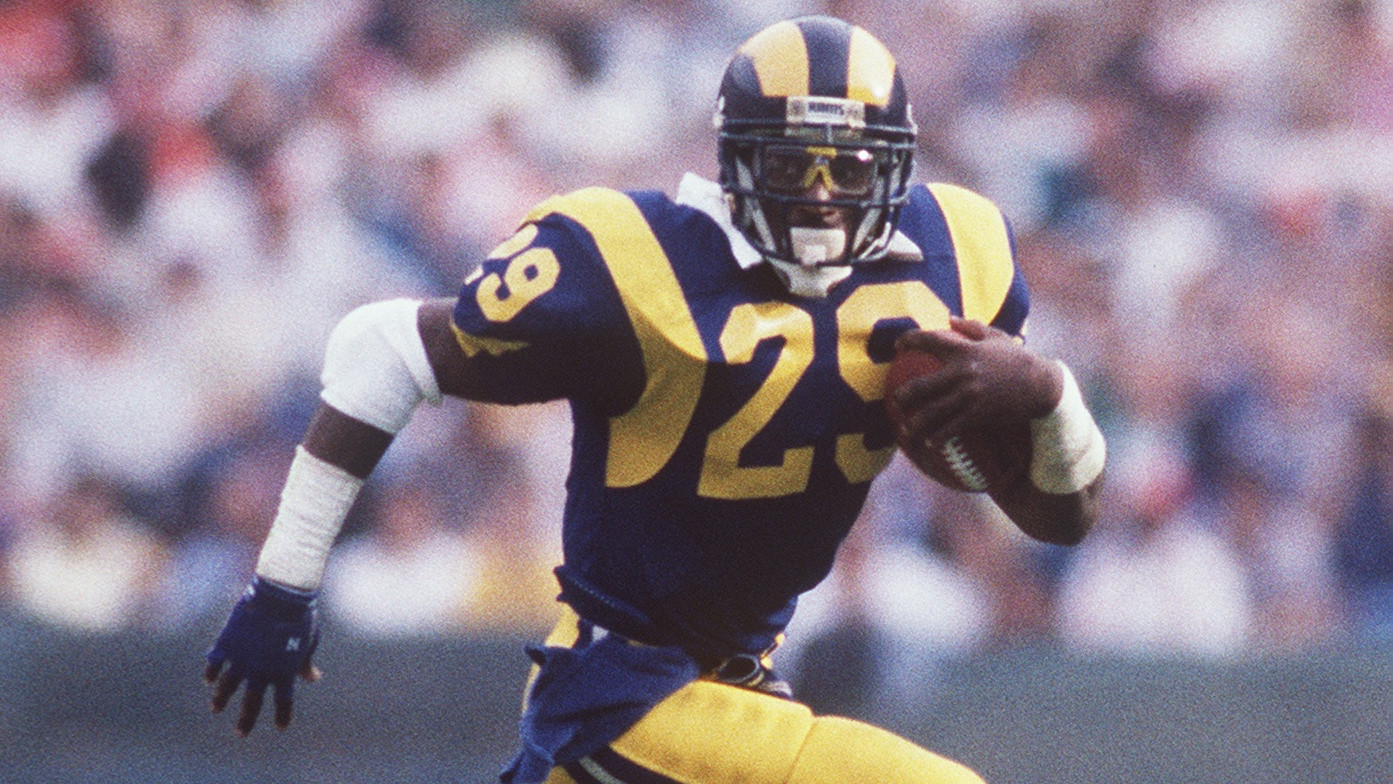 Nfl Great Eric Dickerson Hopes Rams Return To Los Angeles