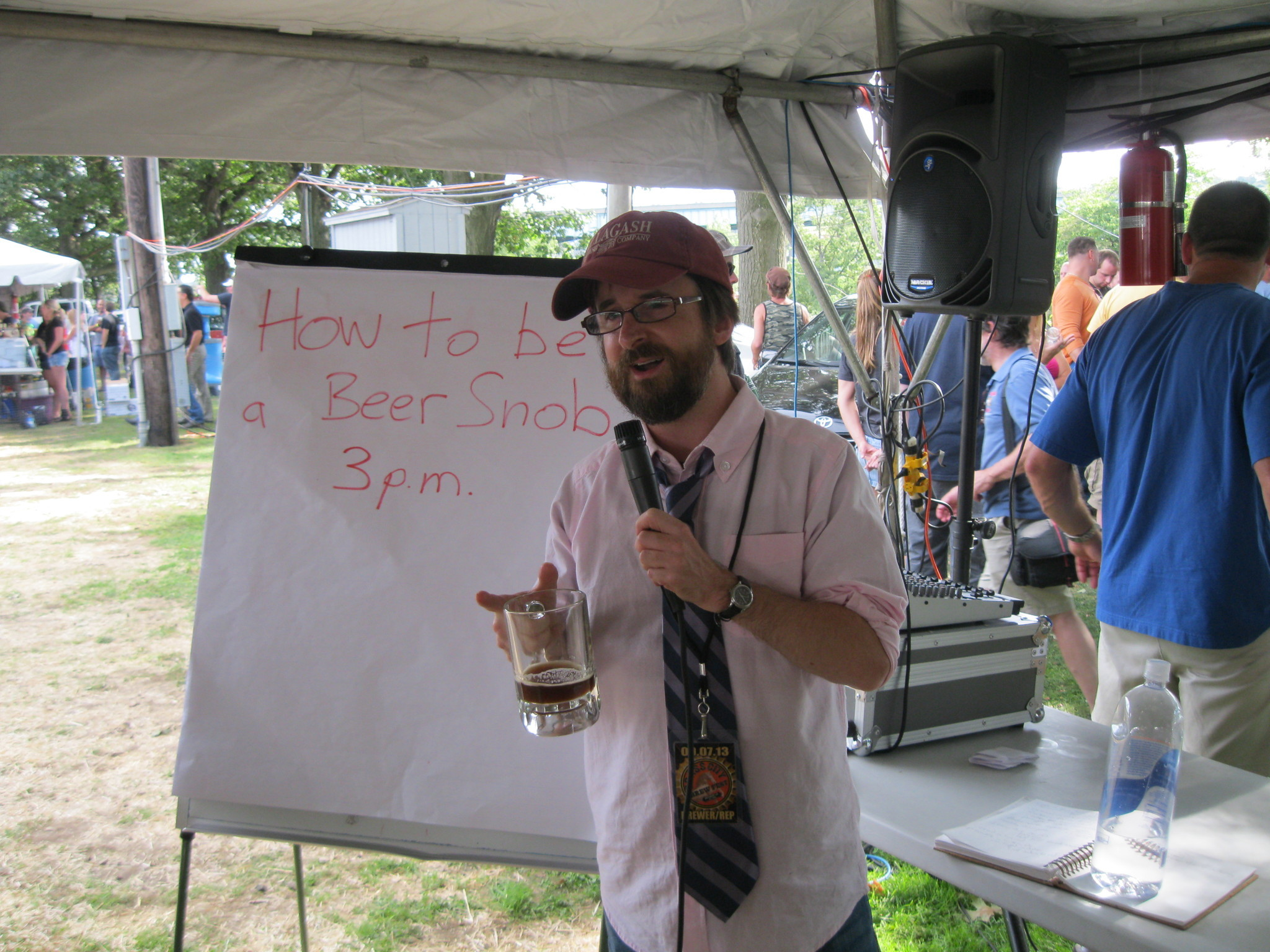 Beer Snob Columnist Will Siss Brew Tasting At Pardee Morris House Courant Community