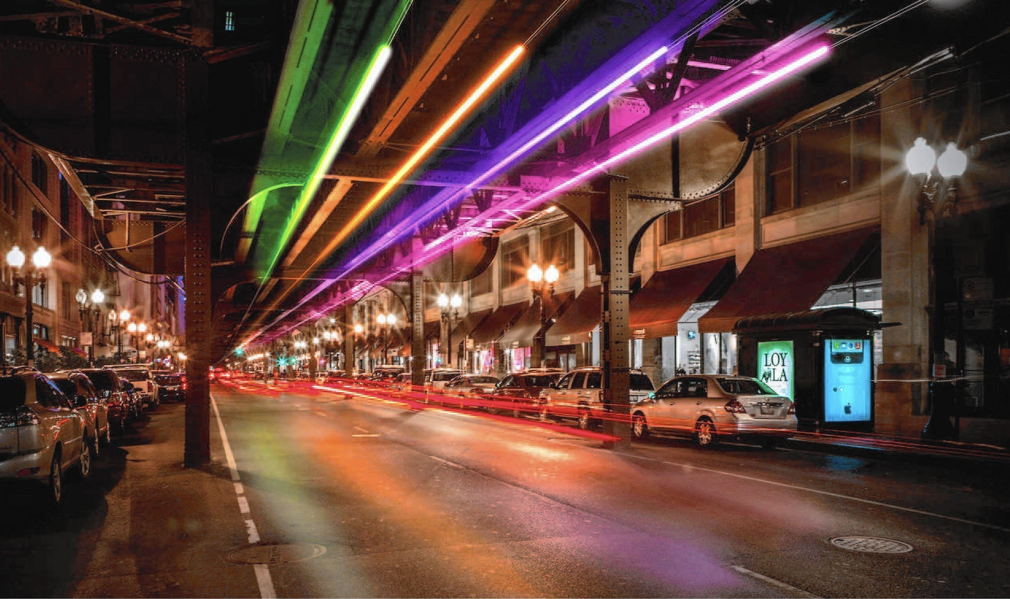 Led night light kickstarter - Wabash Lights Exceeds Kickstarter Goal Hopes To Begin Test This Fall Chicago Tribune
