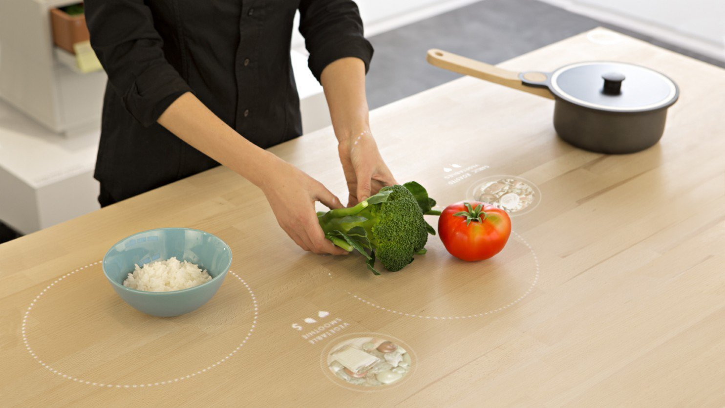 IKEA's gorgeous vision of the future kitchen is a big lie