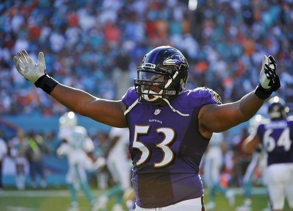 Ravens offensive linemen Rick Wagner, Jeremy Zuttah progressing…