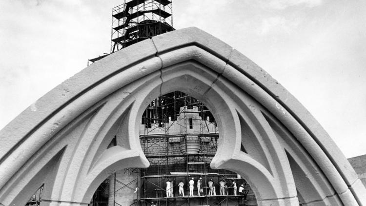 From the archives: Building Walt Disney World