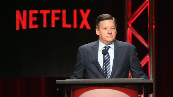 Ted Sarandos (Frederick M. Brown / Getty Images)