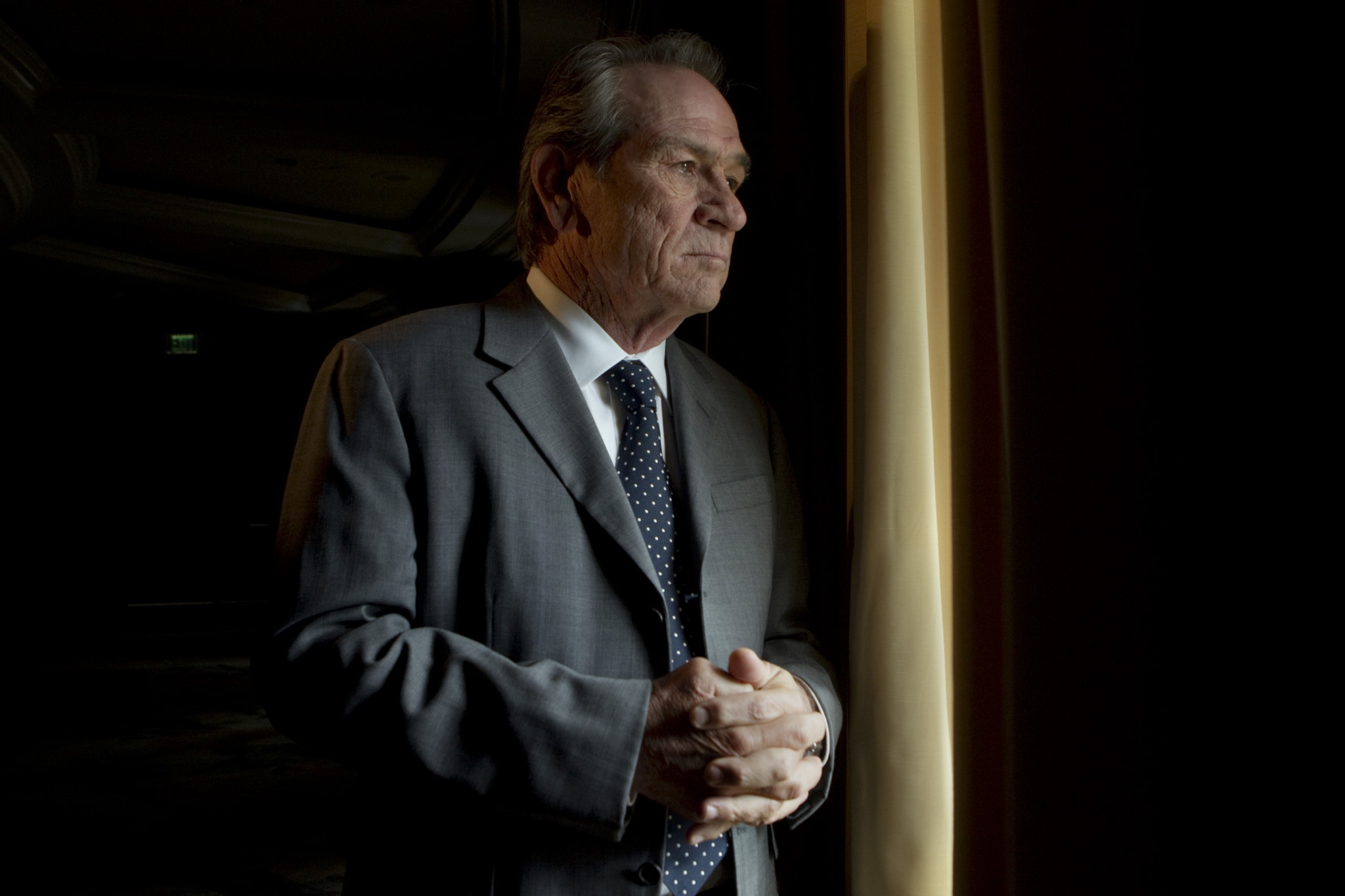 Tommy Lee Jones joins Matt Damon in next 'Bourne' movie ...