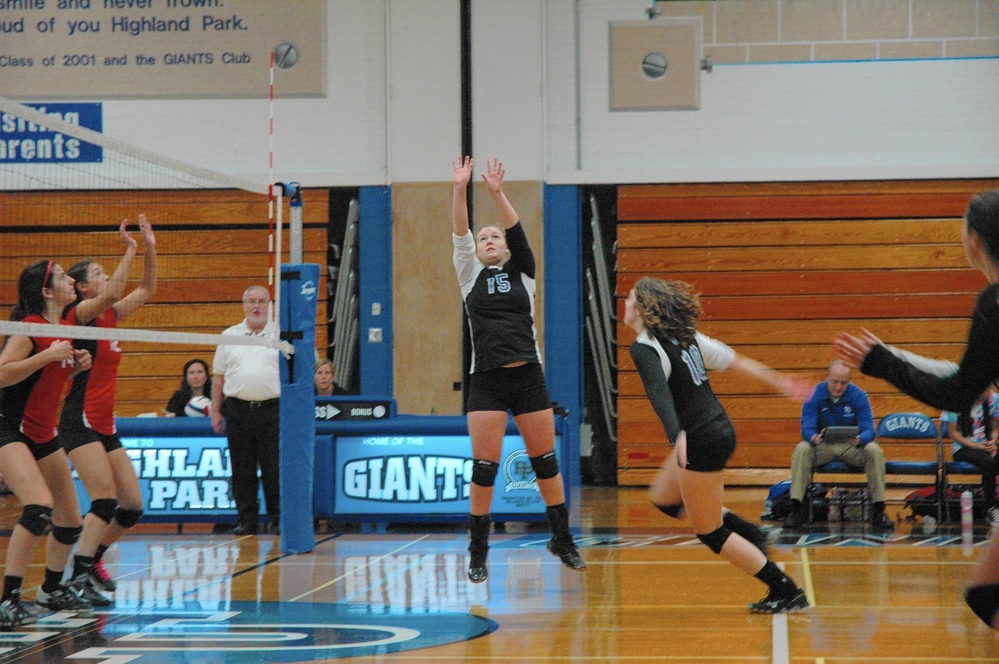 Highland Park Volleyball Highland Park Volleyball Needs