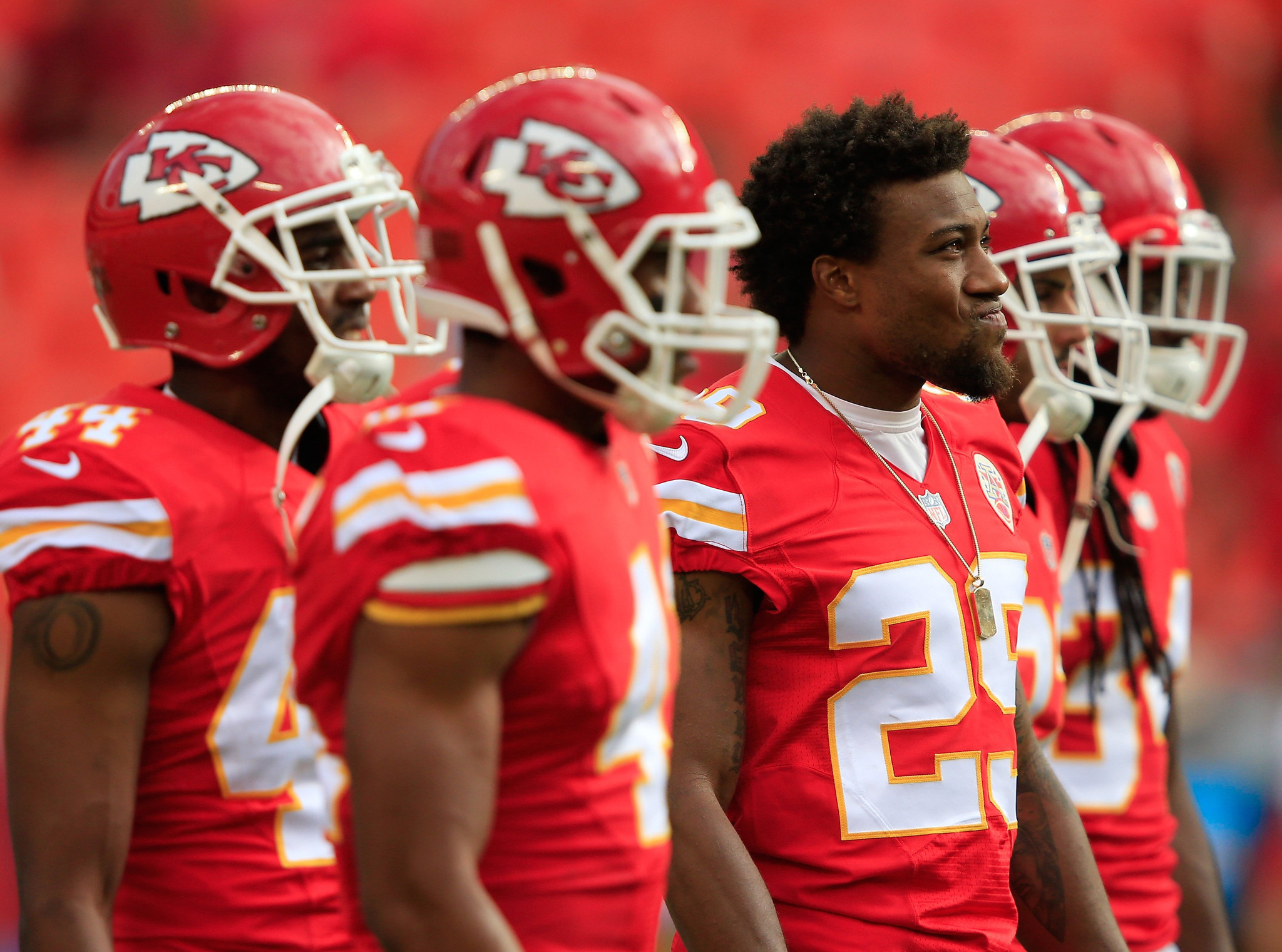 Chiefs Eric Berry cleared to return after lymphoma treatments