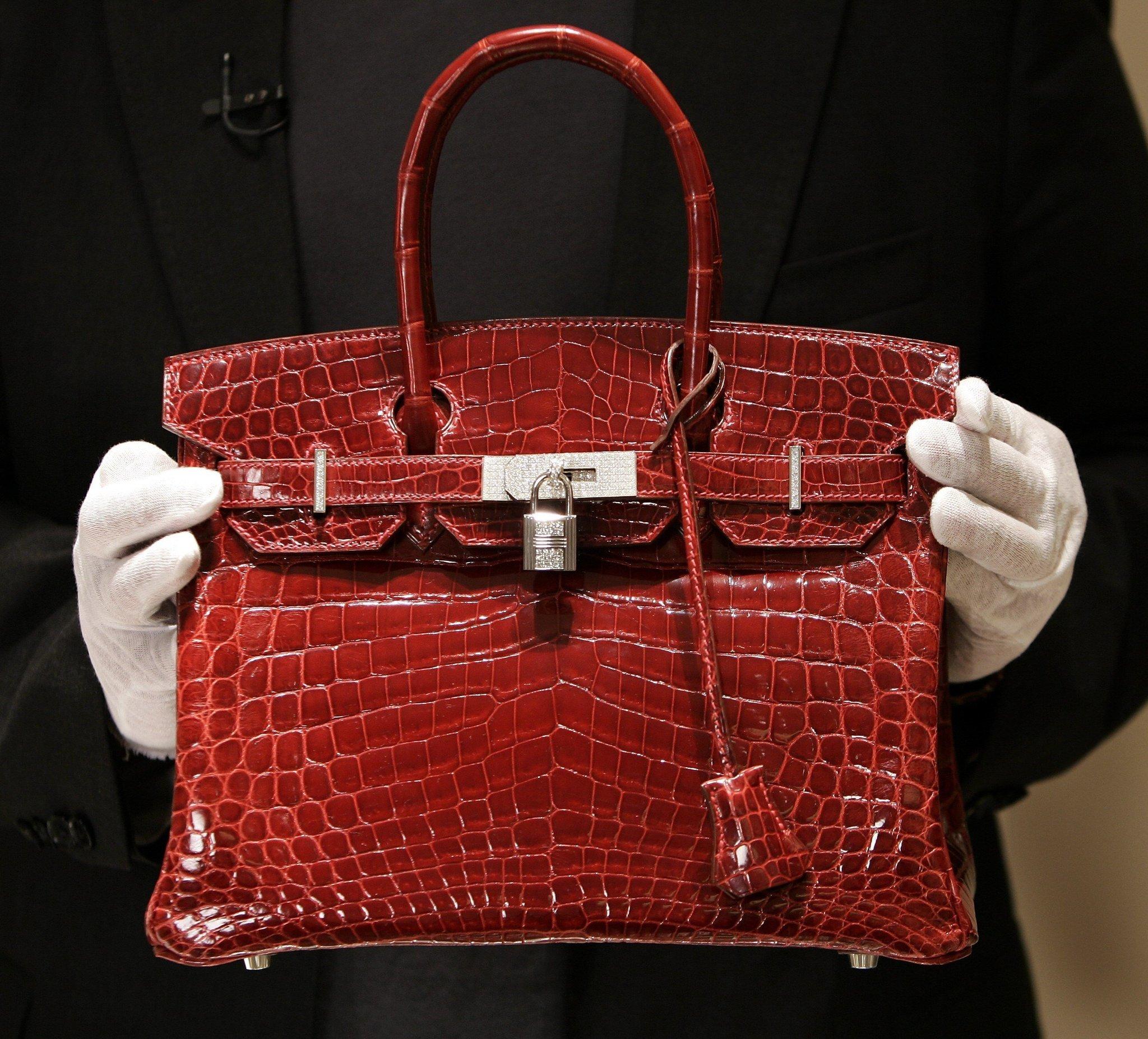 hermes birkin handbags price - Birkin bag: from status symbol to badge of shame - LA Times