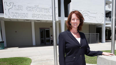 Hazlett on the move from Glendale to La Cañada High
