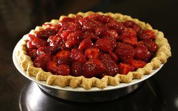 Recipes using seasonal strawberries