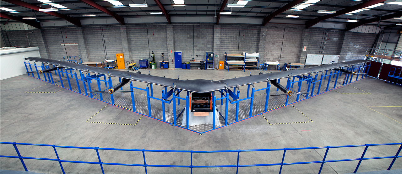 Facebook wants to offer Internet service to remote areas by drone ...