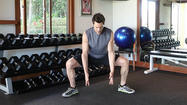 Tony Horton shares a circuit to charge up the body and mind too