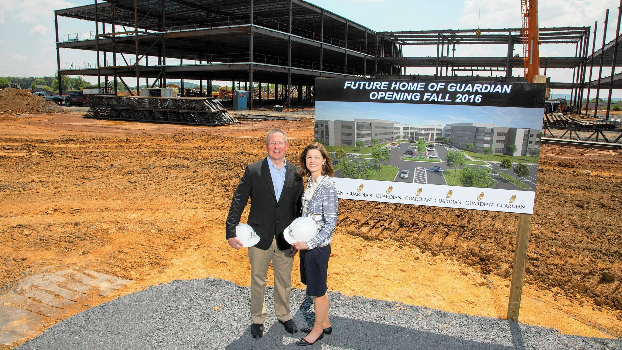 Guardian Gives Update On New Regional Headquarters