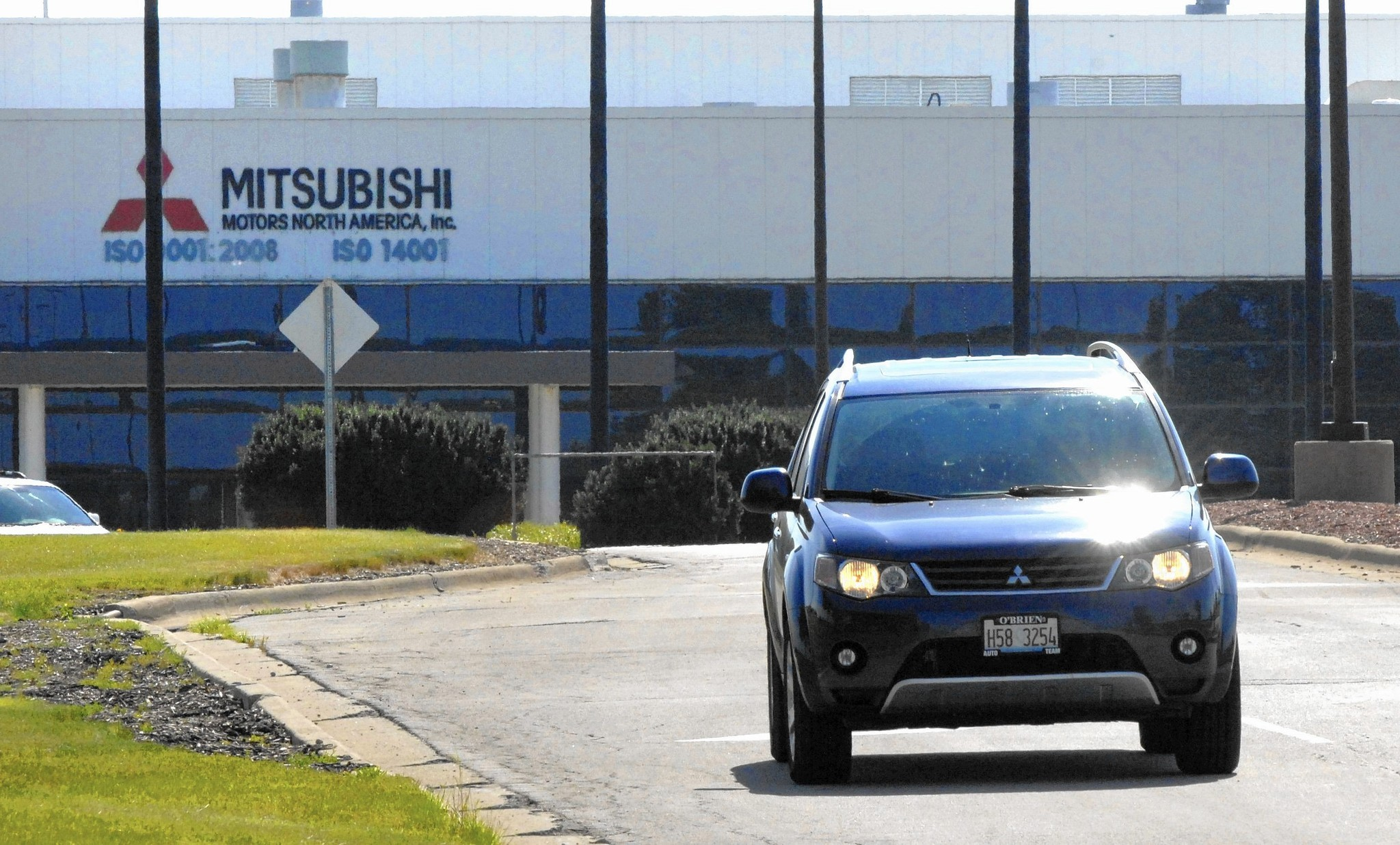 Car Factory For Sale Mitsubishi Plant In Normal Ill Chicago - Mitsubishi dealer in chicago