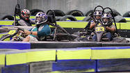 Photo Story: Electric go-karting at Racer's Edge Indoor Karting in Burbank