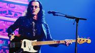 For Rush's Geddy Lee, touring means training