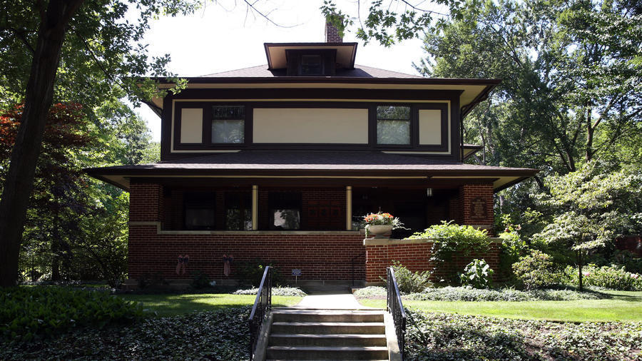Frank lloyd wright 39 s designs are a hot market again sun for Frank lloyd wright houses