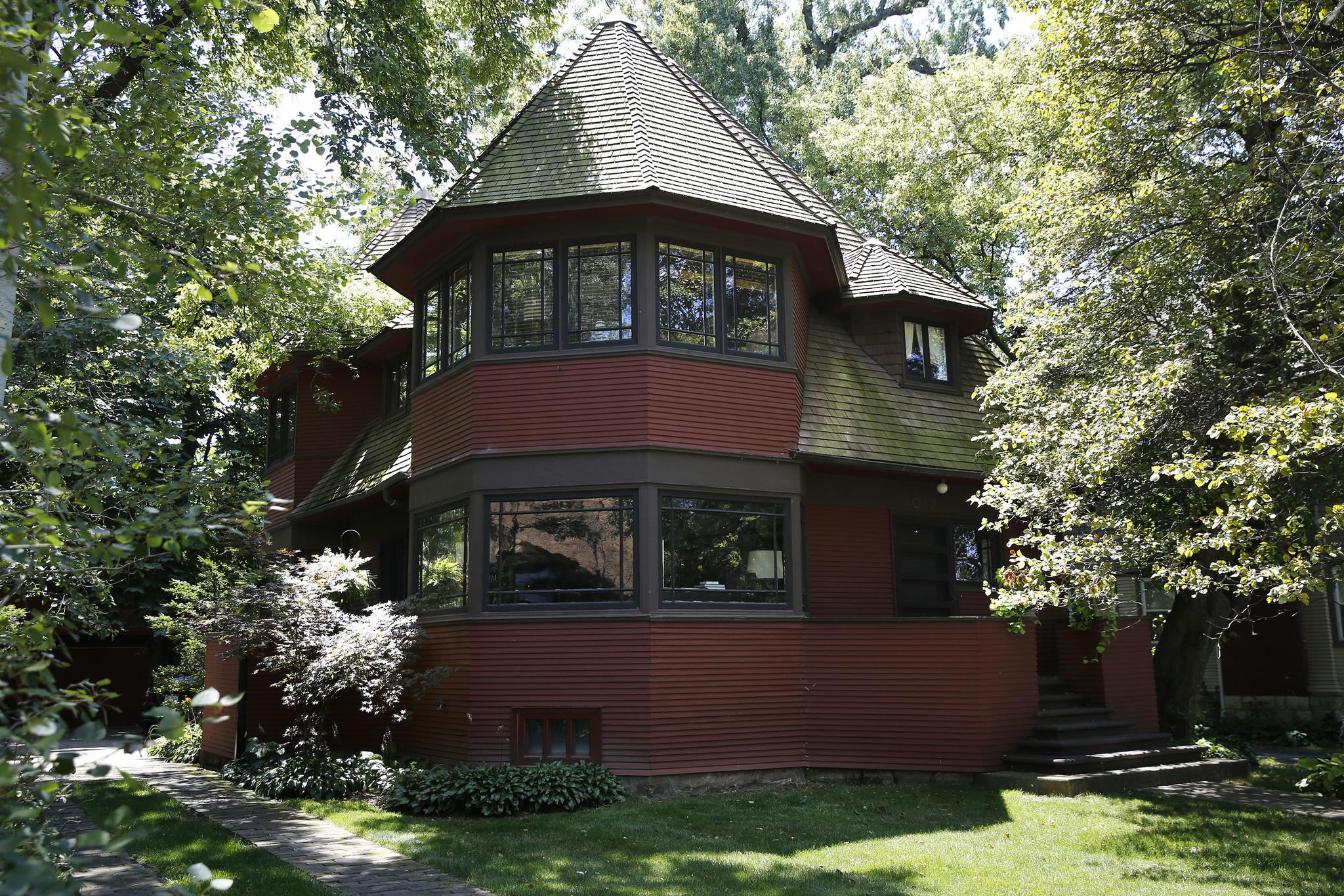 Frank Lloyd Wright's designs are hot properties again
