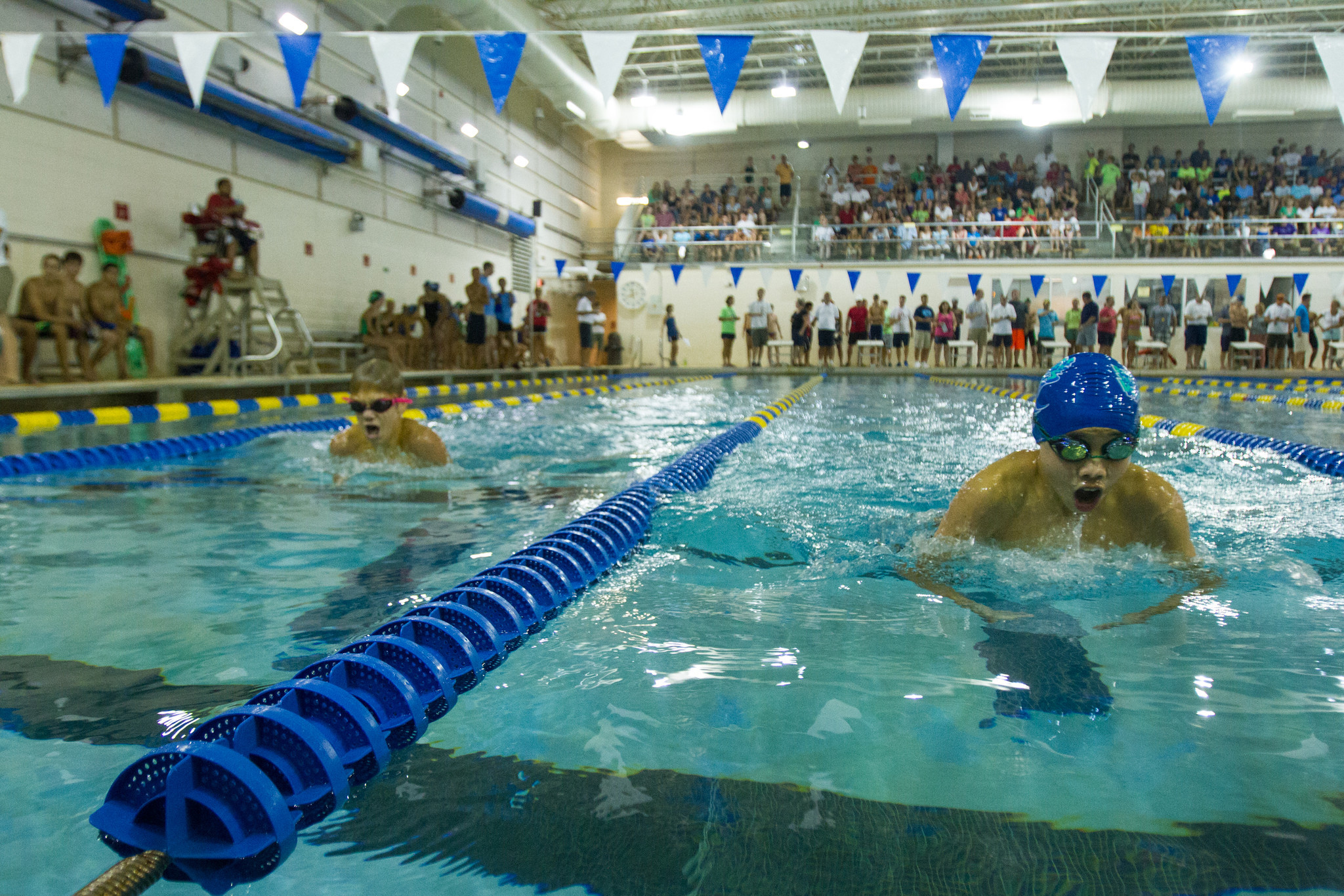 kecoughtan invitational swim meet 2015