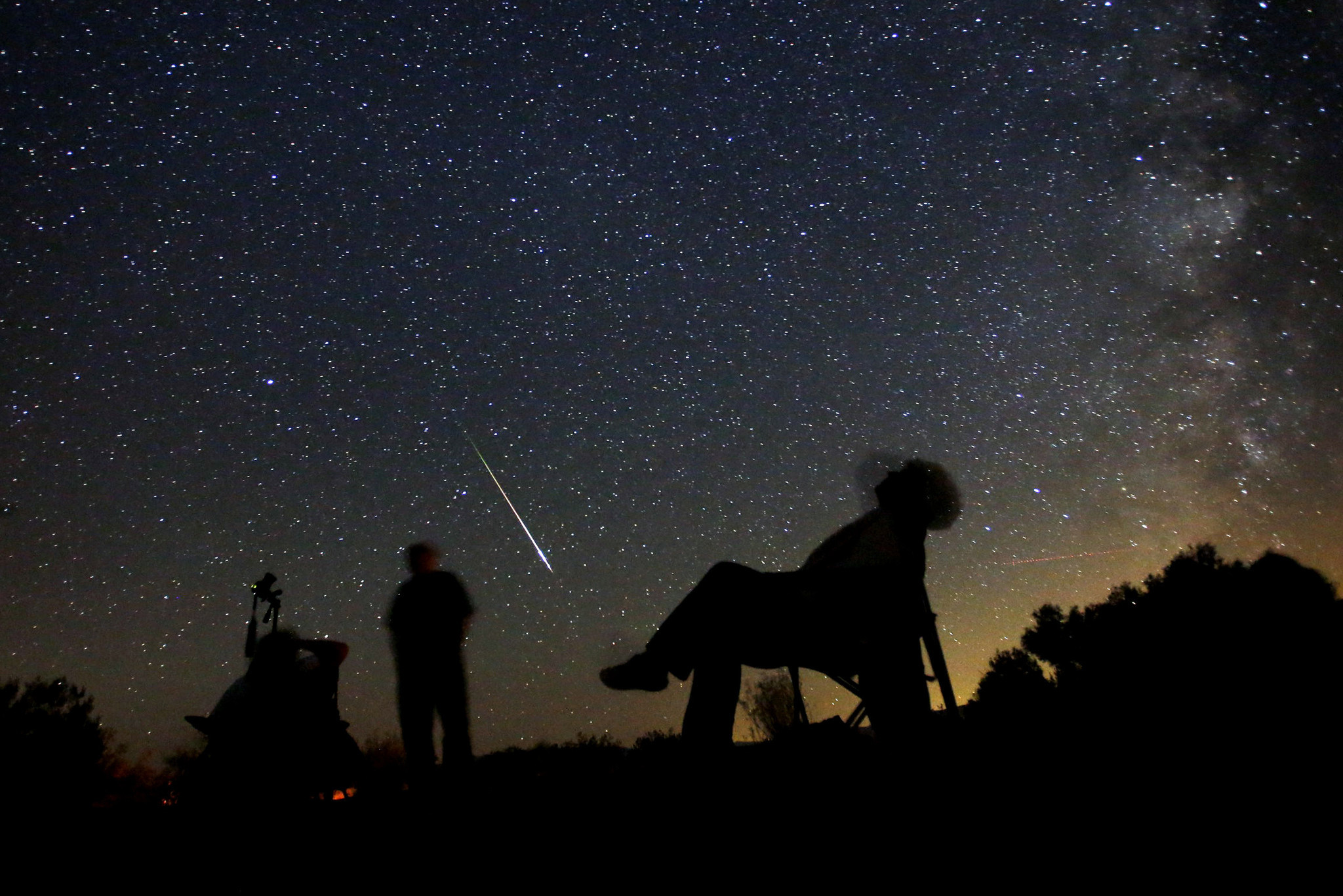 The Five Best Places To Watch The Perseid Meteor Showers