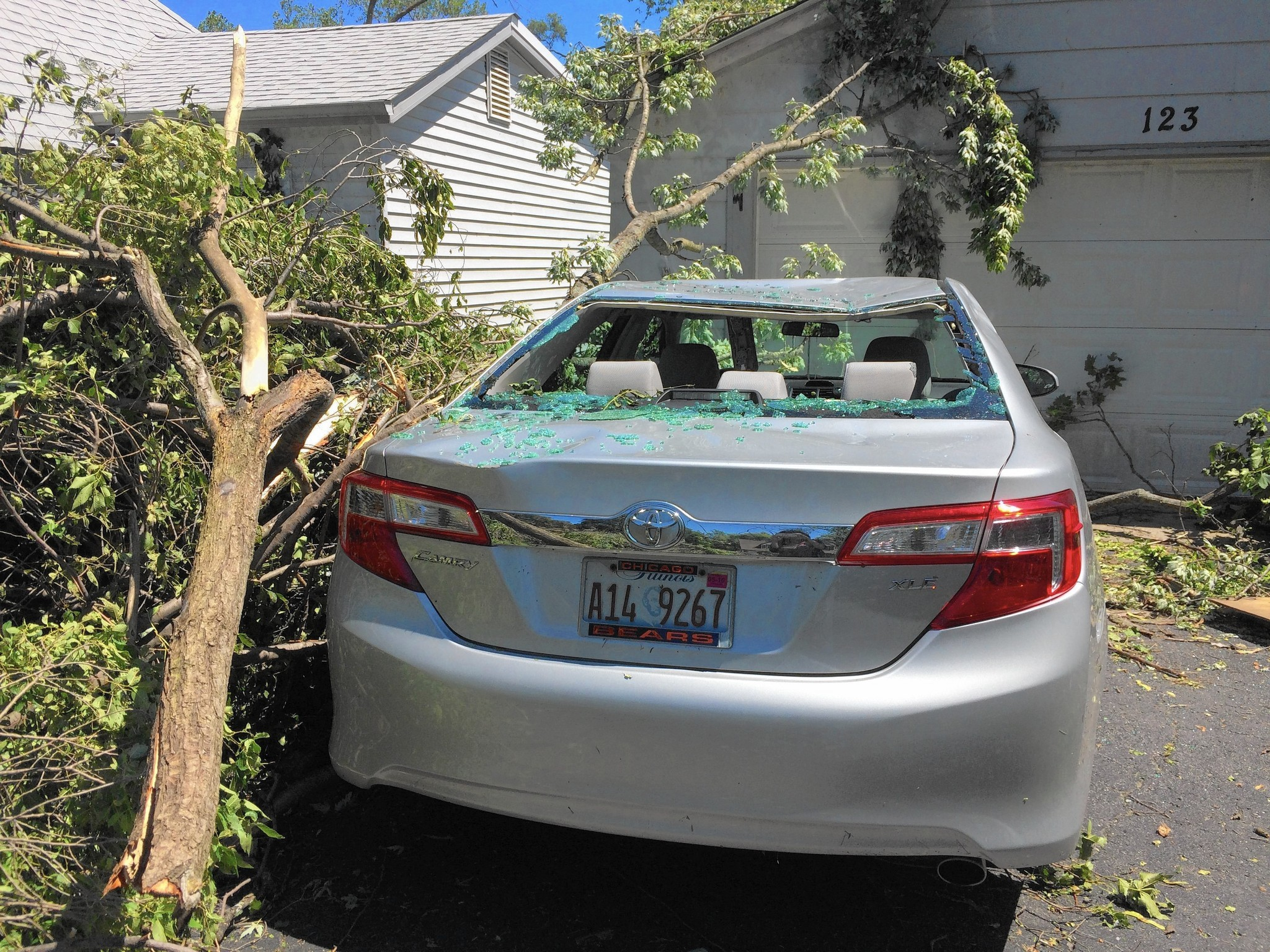 Tornado slipped under radar, emergency officials say