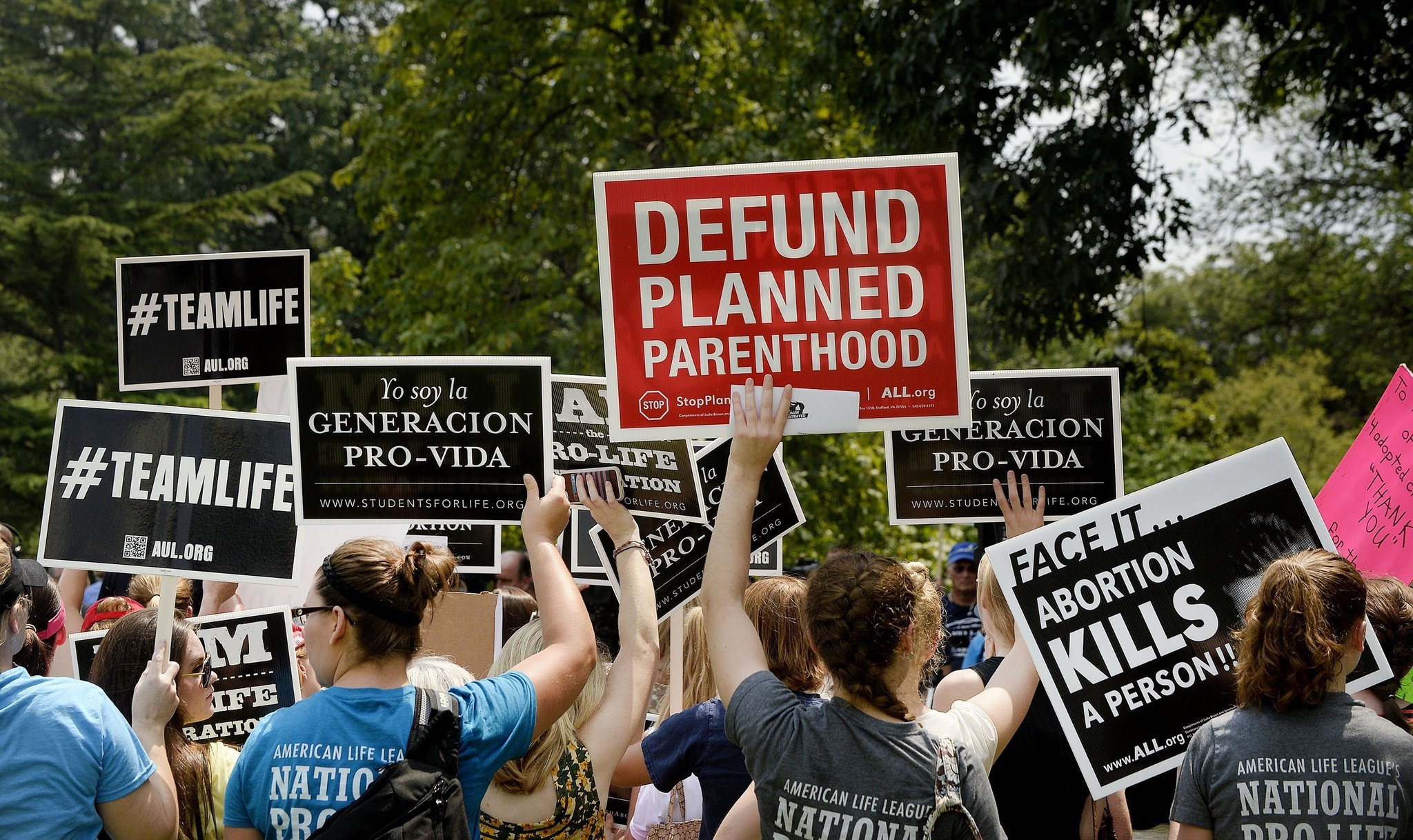 Image result for defund Planned parenthood SALES BABY part